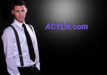 Man in white shirt, tie representing ACTLN.com