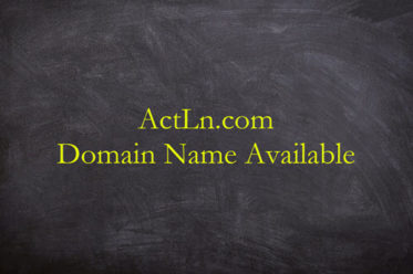 ActLn Domain Name for Sale Domain Buyers Market