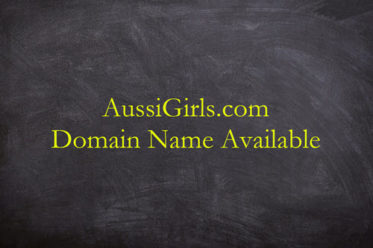 Aussi Girls Domain Name for Sale Domain Buyers Market